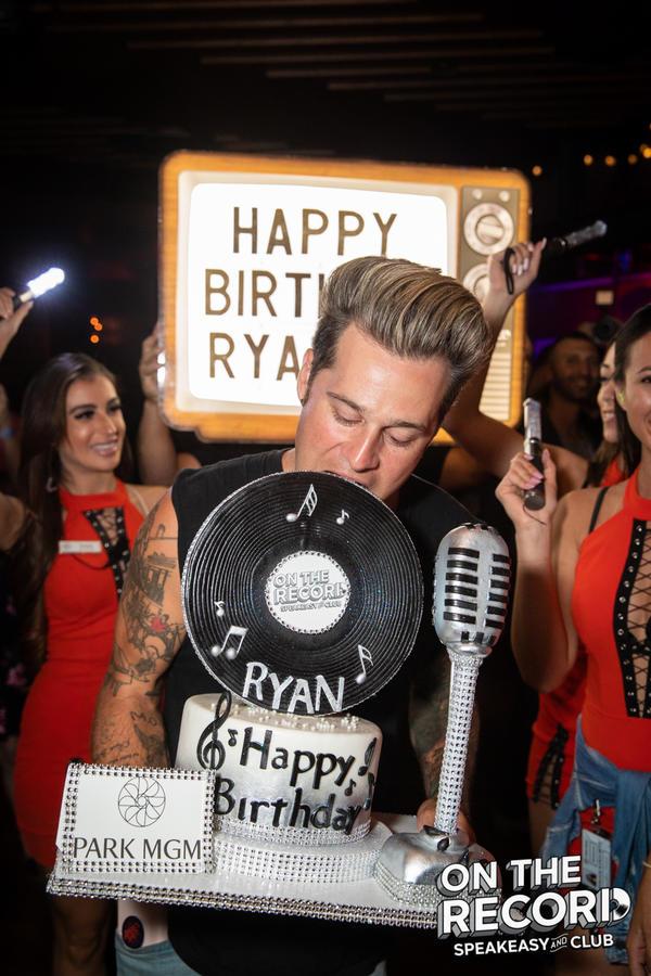Ryan Cabrera Official Birthday Party