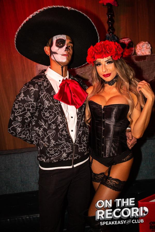 Day of the Dead (Halloween Week)